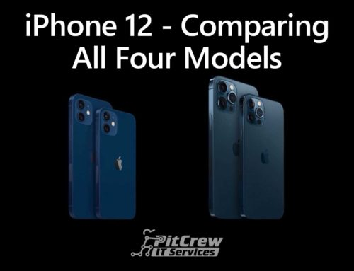 iPhone 12 – Comparing All Four Models